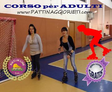 Corso per adulti - Rieti in Line