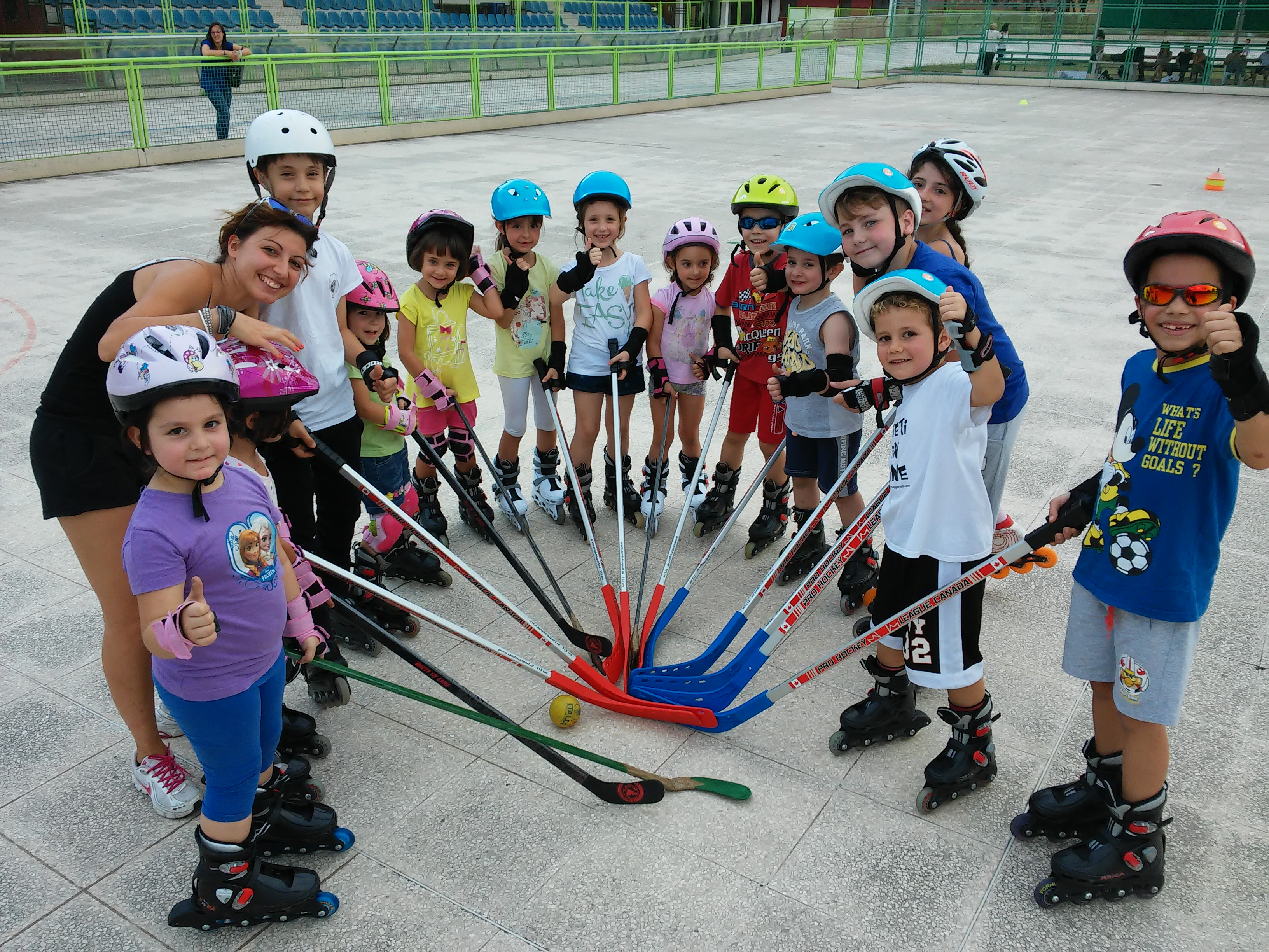 Gioco Hockey Rieti in Line