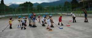 Rieti in Line - Gioco Hockey