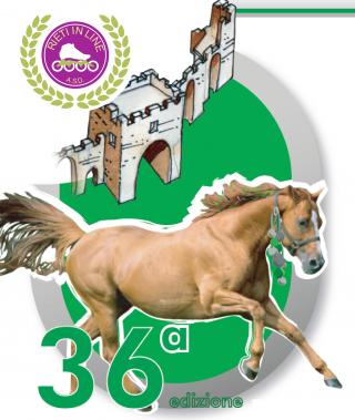 Cavalli infiocchettati 2016 rieti in line