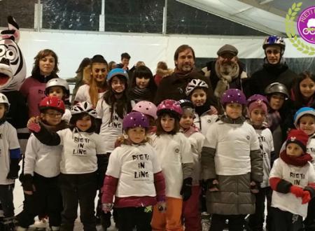 Seconda pista di pattinaggio sul ghiaccio a Rieti